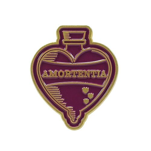 Harry Potter Amortentia Love Potion Pin Badge